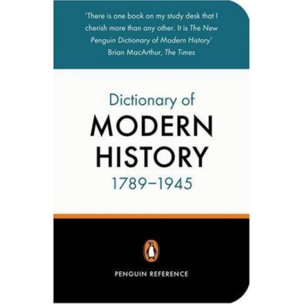 Duncan Townson   The New Penguin Dictionary Of Modern History, 1789 1945 1