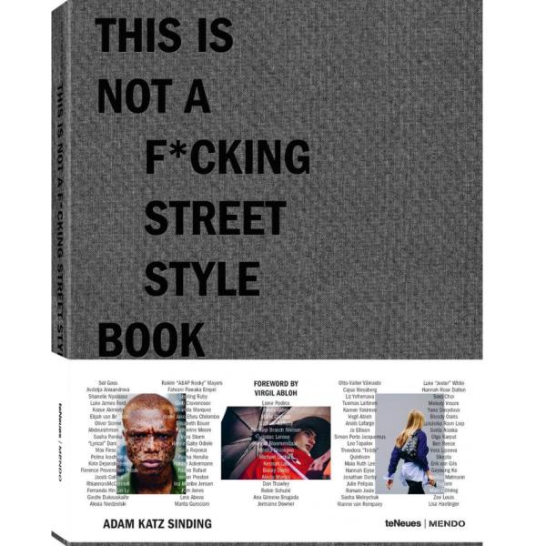 Adam Katz Sinding | This is Not a Fucking Street Style Book 1