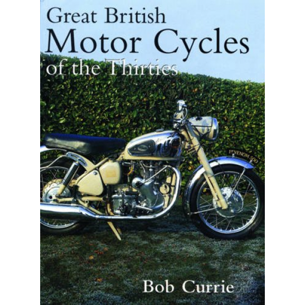 Bob Currie | Great British motorcyles of the fifties 1