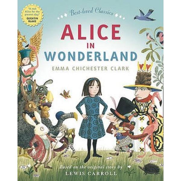 Emma Chichester Clark   Alice in Wonderland 1