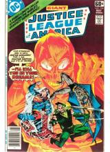 Комикс 1978-05 Justice League of America 154