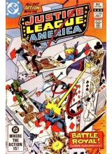 Комикс 1982-07 Justice League of America 204