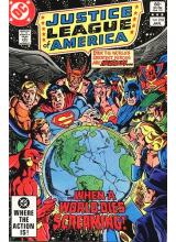 Комикс 1983-01 Justice League of America 210