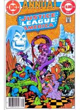 Комикс 1983-08 Justice League of America Annual 1