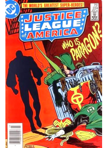 Комикс 1984-03 Justice League of America 224