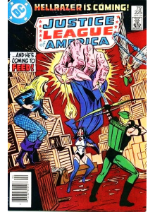 Комикс 1984-04 Justice League of America 225