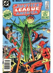 Комикс 1984-05 Justice League of America 226