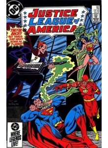 Комикс 1985-04 Justice League of America 237
