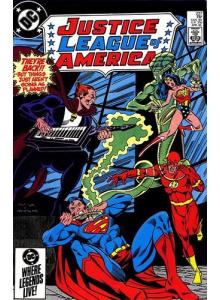 Comics 1985-04 Justice League of America 237