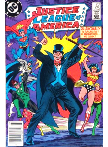 Комикс 1985-07 Justice League of America 240