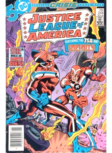 Комикс 1985-11 Justice League of America 244
