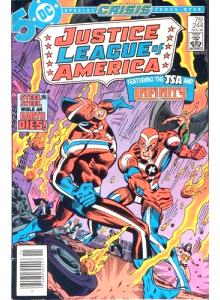 Comics 1985-11 Justice League of America 244