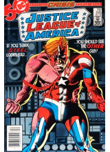 Комикс 1985-12 Justice League of America 245
