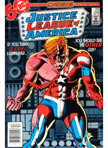 Комикс 1985-12 Justice League of America 245
