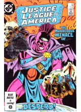 Комикс 1986-06 Justice League of America 251