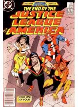 Комикс 1987-01 Justice League of America 258