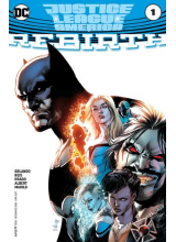 Комикс 2017-04 Justice League of America Rebirth 1