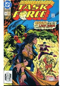 Comics 1993-09 Justice League Task Force 4