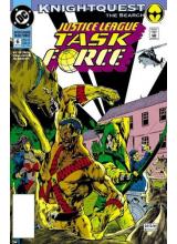 Комикс 1993-11 Justice League Task Force 6