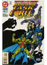 Комикс 1994-02 Justice League Task Force 9