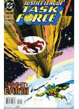Комикс 1994-05 Justice League Task Force 12