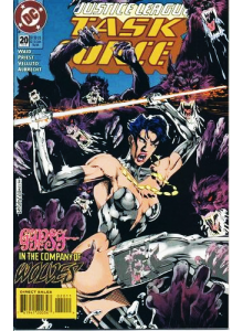 Комикс 1995-02 Justice League Task Force 20