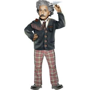 Поздравителна картичка и стикери – Алберт Айнщайн