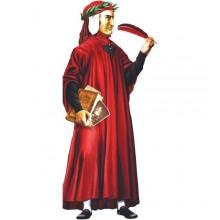 Поздравителна картичка и стикери – Данте