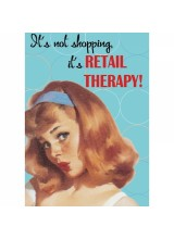 Greeting Card | Retail Therapy