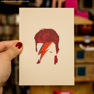 Пощенска Картичка Боуи