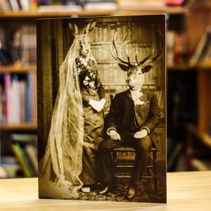 Greeting Card Adrian Higgins Venus and Mars