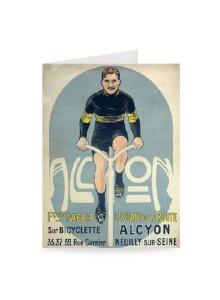 Поздравителна картичка | Alcyon 977