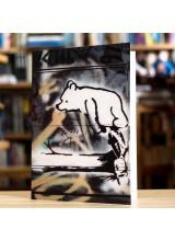 Поздравителна Картичка Banksy Pooh Bear Trap