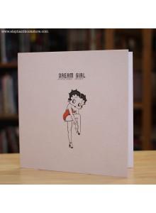 Поздравителна Картичка Betty Boop Dream Girl