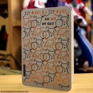 Поздравителна Картичка Bikes