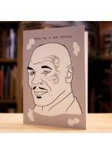 Поздравителна Картичка Draw Me a Tattoo