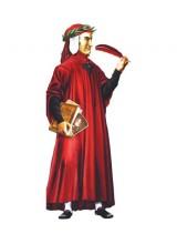 Поздравителна картичка и стикери Данте
