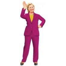 Поздравителна картичка и стикери  Хилари Клинтън