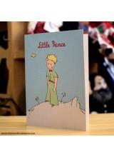Поздравителна Картичка Малкият Принц