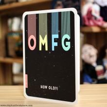 Поздравителна Картичка OMFG
