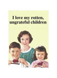 Поздравителна картичка | Rotten Children