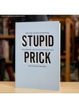 Поздравителна Картичка Stupid Prick