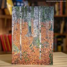 Поздравителна Картичка The Birch Wood 1903