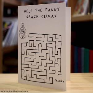 Поздравителна Картичка The Fanny