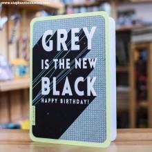 Поздравителна Картичка The New Black