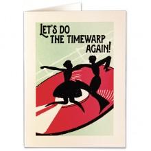 Поздравителна Картичка Timewrap Висок Печат