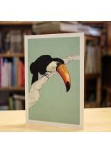 Поздравителна Картичка Toucan