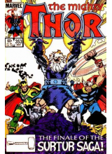 Комикс 1985-03 The Mighty Thor 353