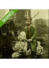 21 x 30 Подписан Принт Adrian Higgins Day Tripper