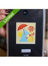 Автентичен Лимитиран Принт N366 от Туве Янсон Госпожица Снорк